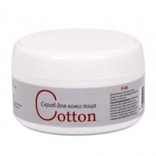 """Скраб для кожи лица """"COTTON"""" Dr.Yudina 100мл"""