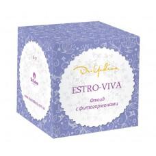 Флюид для лица с фитогормонами «ESTRO-VIVA» Dr.Yudina 50мл
