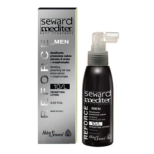 Мужской укрепляющий лосьон для предотвращения выпадения волос Helen Seward Reforce MEN Densifying Lotion 125мл