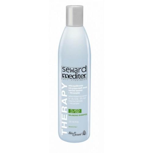 Балансирующий шампунь для окрашенных волос Helen Seward THERAPY Balancing Shampoo 1000мл