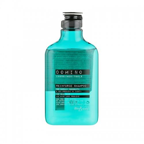 Укрепляющий шампунь с органическим экстрактом бузины Helen Seward Domino Care Reinforce Shampoo 250мл