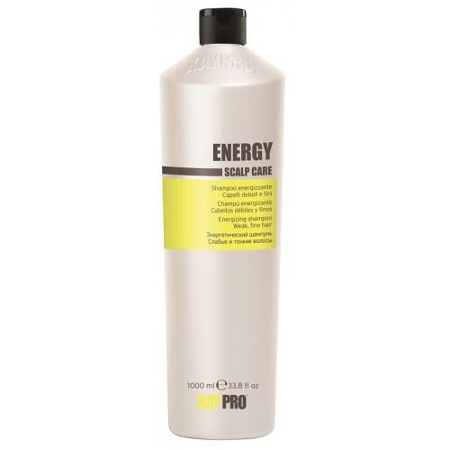Энергетический шампунь против выпадения волос KayPro Energy 1000мл