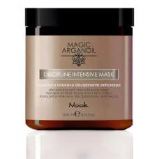 Интенсивная маска для гладкости жестких и плотных волос NOOK DISCIPLINE 250мл