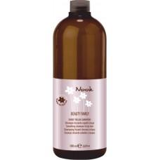 Шампунь для завитых волос NOOK BEAUTY FAMILY Sweet Relax 1000мл
