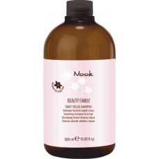 Шампунь для завитых волос NOOK BEAUTY FAMILY Sweet Relax 500мл