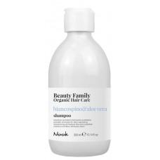 Оздоравливающий шампунь для ежедневного применения NOOK BEAUTY FAMILY ORGANIC 250мл
