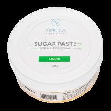 Жидкая сахарная паста для депиляции Serica 350 грамм
