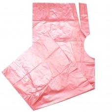 Пеньюар полиэт-й Lileya розовый (50 шт)