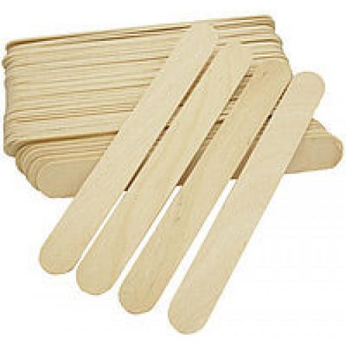 Шпатель деревянный  (100 шт/уп)