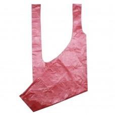 Фартук полиэт-й Lileya розовый (100 шт)