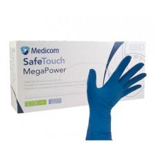 Medicom перчатки латексные б/п L повышенной прочности (25 пар)