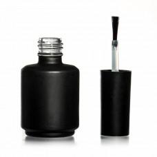 Бутылочка черная с кисточкой  15 мл
