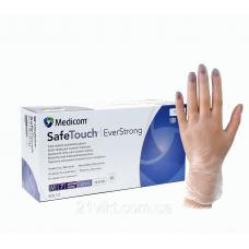 Medicom перчатки виниловые б/п M