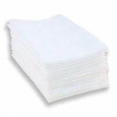 Полотенца Тимпа 40*70 гладкие (50 шт нарезные)