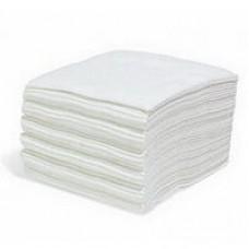 Полотенца Etto слож. полотенце жемчуг 35*40 см (50 шт нарезные)